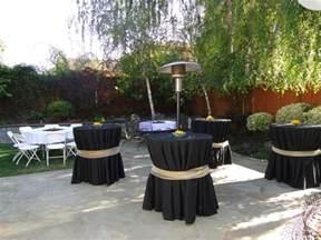 pics photos backyard graduation party decoration ideastips on how to host a