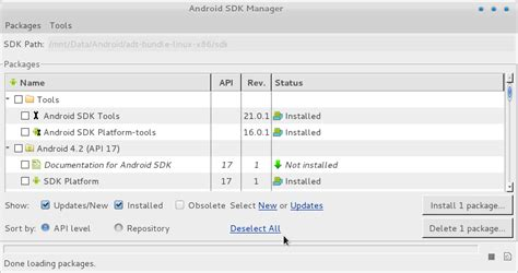 install android sdk ubuntu cara install eclipse dan android sdk di ubuntu it jurnal