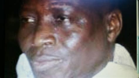 A Sick Collapses by Gambia Sick President Collapsed Dead Economy Melting