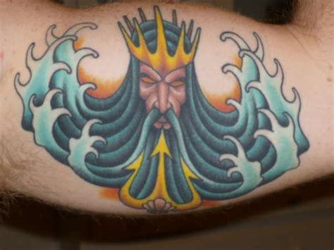 neptune tattoo designs image result for neptune design tatoo