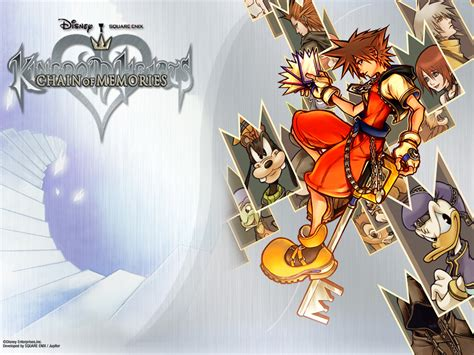kingdom hearts chain of memories castle oblivion