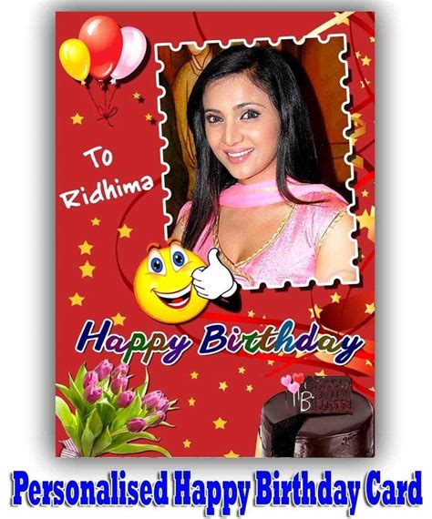 personalized birthday card templates free custom birthday card best of birthday card create birthday