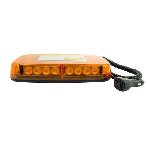 Low Profile Led Light Bar Blazer International Led Low Profile Light Bar With Lens C4855aw The Home Depot