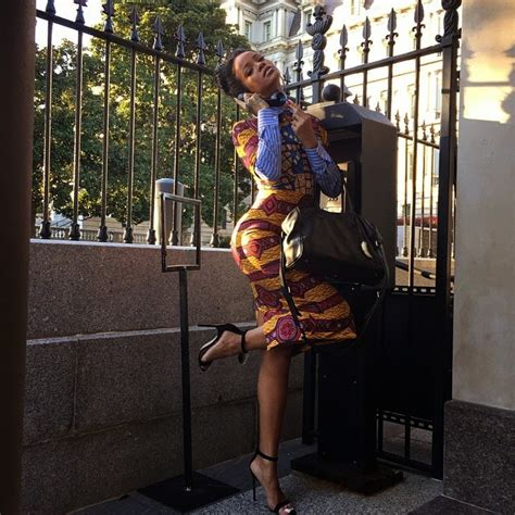 ankara wears 2014 kunnies blog rihanna wears ankara to the white house