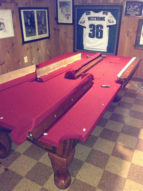 how to disassemble a pool table pool table disassembly and reassembly experienced