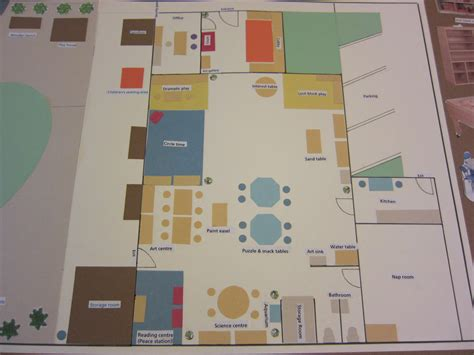 preschool floor plans design daycare design miss brenda