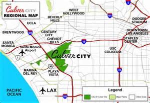 culver city department regional map