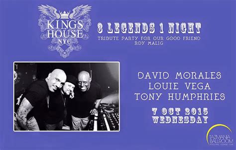 louie vega house music louie vega david morales tony humphries hit hong kong