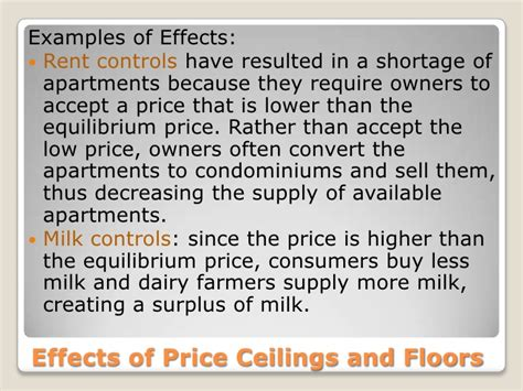 epf3d price ceilings and floors