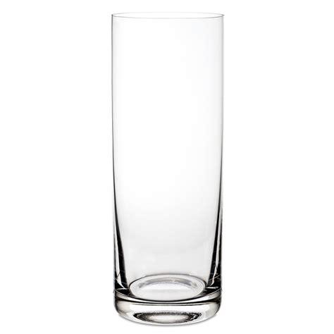12 Cylinder Vases by Cylinder Vases 3 Quot X 12 Quot Clear Glass Cylinder Vase