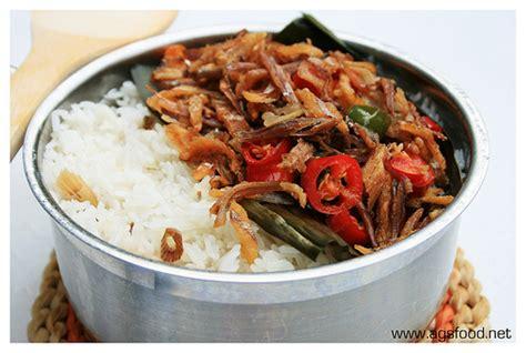 resep nasi liwet sunda dunia kuliner nusantara