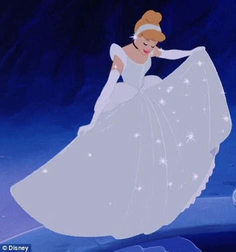Cinderella Wedding Dress Animation by Alfred Angelo Unveils Dress Collection Inspired By Disney