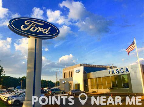ford dealership   points