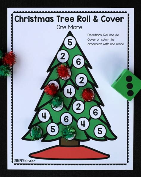 17 best ideas about christmas math on pinterest
