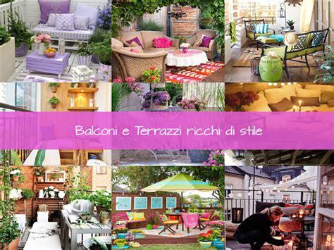 arredare balconi e terrazzi balconi e terrazzi ricchi di stile kreattivablog