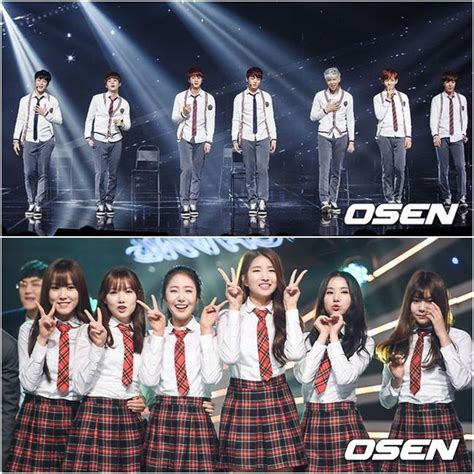 bts x gfriend hot updated bts and gfriend will join forces for a