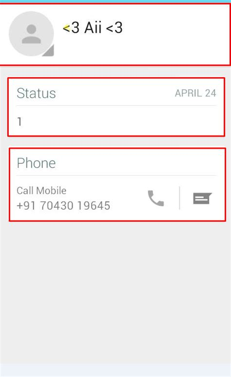 android whatsapp layout android whatsapp like user profile layout stack overflow