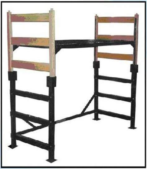 Convert Bunk Bed Into Loft Bed Smart Size Conversion Metal Platform Loft Bed Frame Steel Metals Loft And