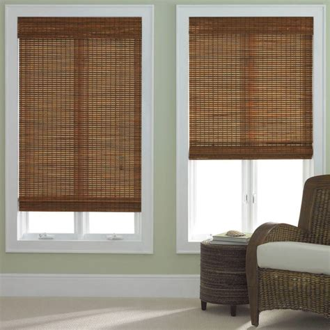 bamboo roman shades bed bath and beyond modern home