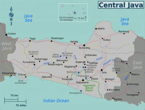 central java wikitravel