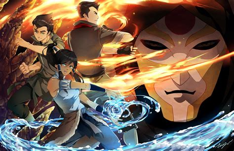 legend of korra the 私の神聖な言葉を avatar the legend of korra