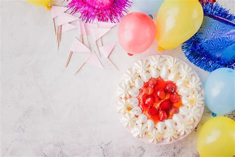 Balon Happy Birthday Tart cake balloons flags birthday 183 free photo on pixabay