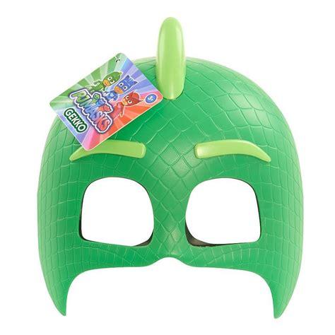 Character Mask pj masks gekko character mask