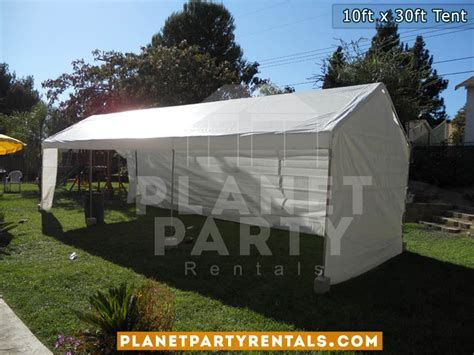 table and chair rentals san fernando valley 10ft x 30ft tent party rentals tents tables chairs