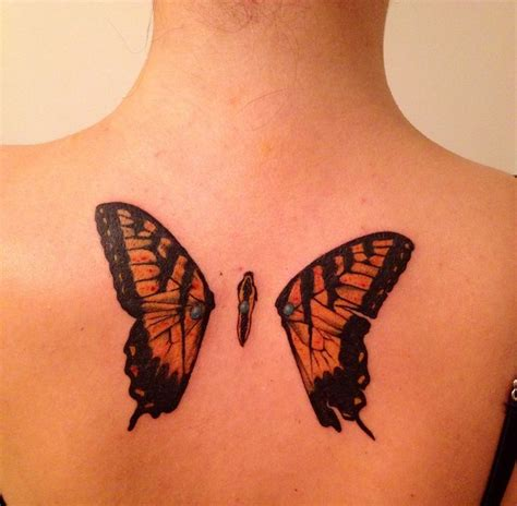 paramore tattoo quot a half betrayed butterflies with punctured wings
