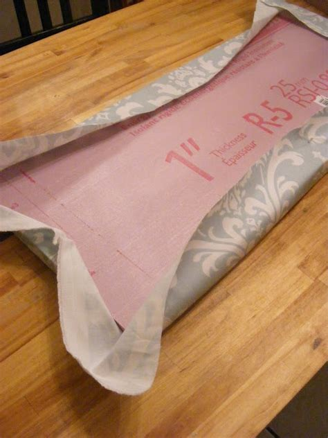 diy styrofoam headboard use insulation styrofoam for projects cheaper and