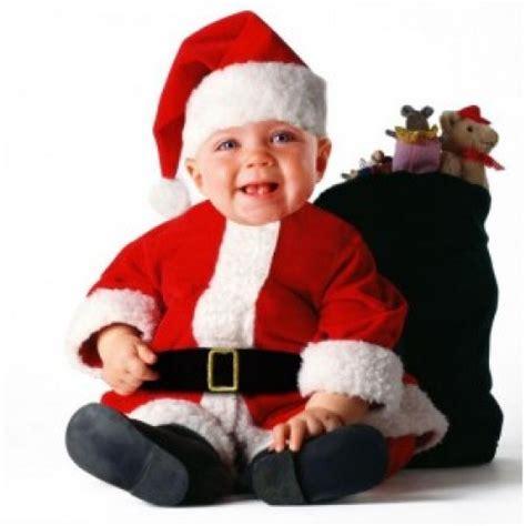 imagenes de bebes santa claus beb 233 s disfrazados de santa claus