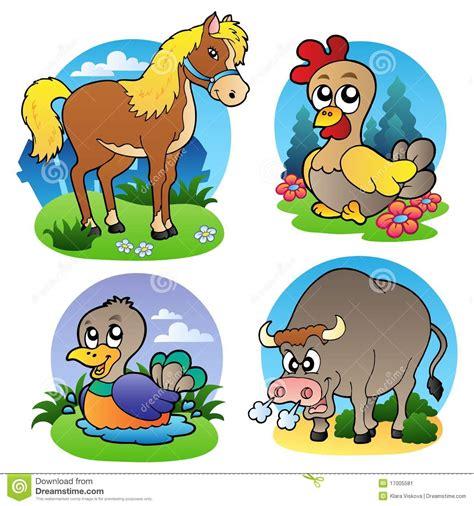 imagenes de varias figuras varios animales del co 2 imagen de archivo imagen