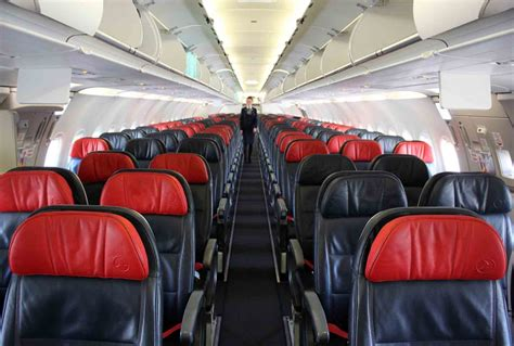 Airbus A321 Cabin by Thy Turkish Airlines Istanbul International Airport To