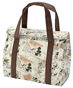 Disney Baby Japan Skater Mickey Cutlery Bag insulated lunch bag folding m mickey mouse