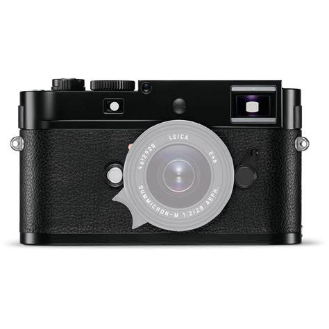 rangefinder digital leica m d typ 262 digital rangefinder 10945 b h photo