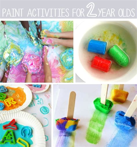 painting you can play 80 of the best activities for 2 year olds