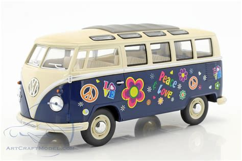 volkswagen hippie blue volkswagen vw hippie year 1962 blue beige ck40822