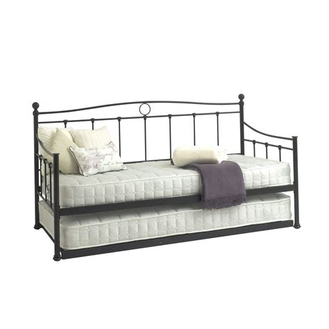day bed with trundle sareer essina day bed with trundle next day delivery