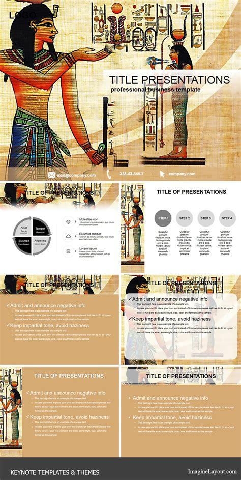 keynote theme palette egypt and art keynote themes imaginelayout com