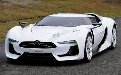 Citroen Concept Cars by Citroen Gt Concept Concept Cars Drive Away 2day