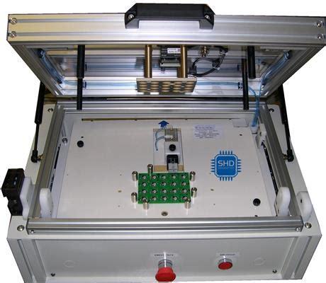 test elettronica attrezzature di collaudo shd elettronica
