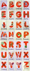 On pinterest alphabet book christmas countdown and christmas