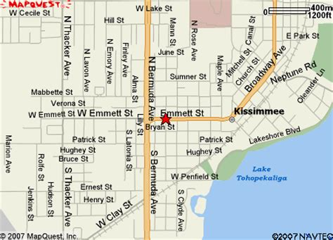 Property Management Kissimmee Fl Map Of Kissimmee Florida My