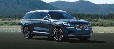 ford aviator 2020 the all new 2020 lincoln aviator luxury midsize suv