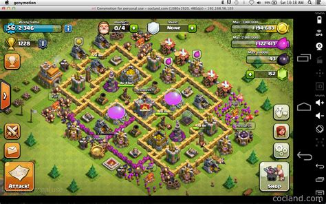 How To Play Clash Of Clans With Pictures Wikihow | how to play clash of clans on mac os x with genymotion