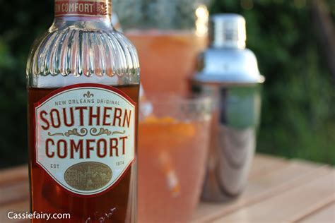 cocktails using southern comfort sunny weekend cocktails and my favourite recipe