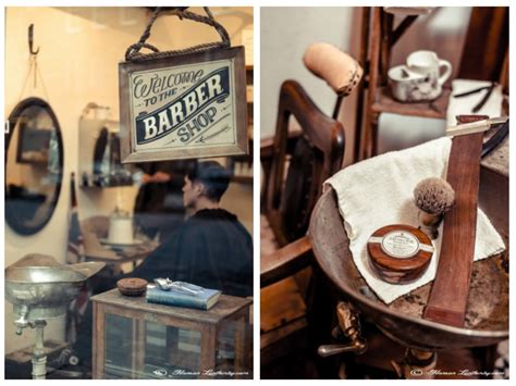 barber shops trends trend or travesty retro barber shops my friend s house