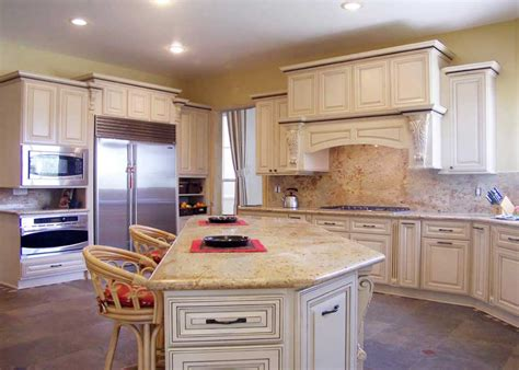 glaze for kitchen cabinets white glazed kitchen cabinets for your kitchen remodel