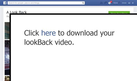 membuat video facebook lookback bagaimana memuat turun video facebook lookback anda di