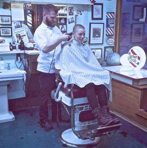girls in the barber chair 2461 best images about barbered on pinterest beauty